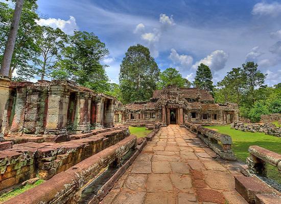 Đền Banteay Kdei ở Siêm Riệp
