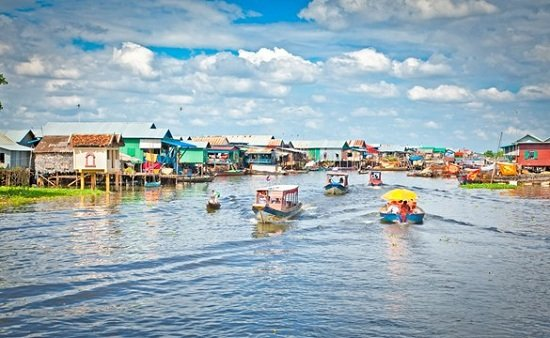 Tonle Sap River Tour