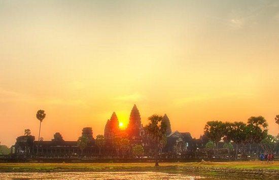 Những điều khiến du khách bất ngờ khi đi du lịch Campuchia